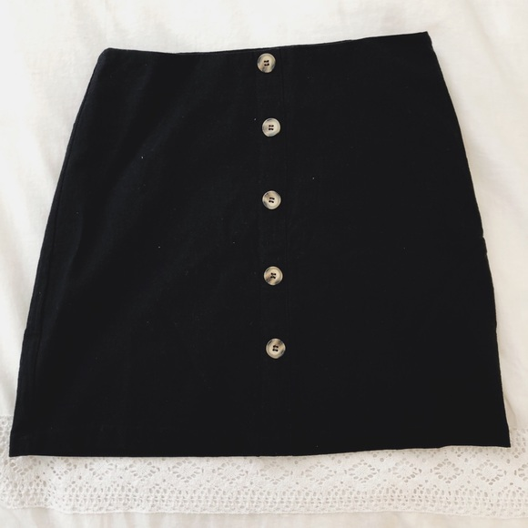 J.O.A. Dresses & Skirts - J.O.A NWT Black Mini Skirt